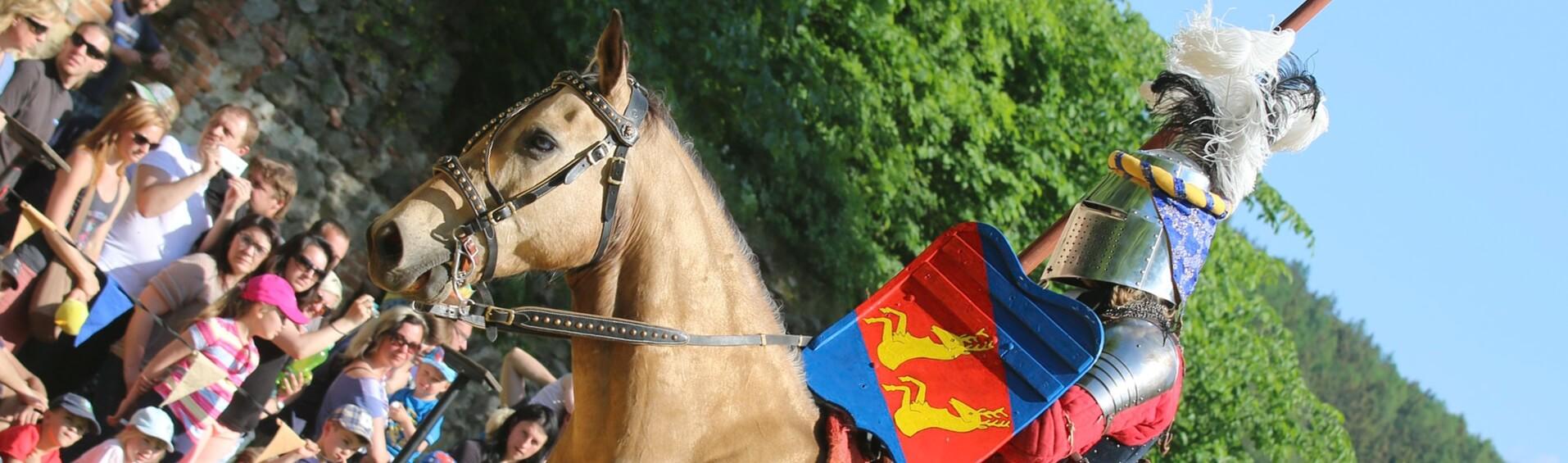 Koňské turnaje