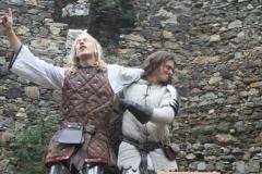 Na vlastní kůži Středověkem IV. – Hrad Cornštejn