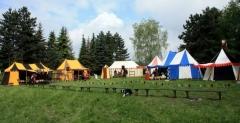 Slezskoostravský hrad – Hradní slavnosti a bitva